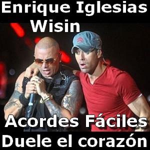Enrique Iglesias Duele El Corazon Ft Wisin