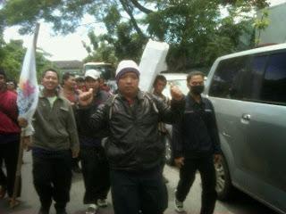 Serikat pekerja Linfox