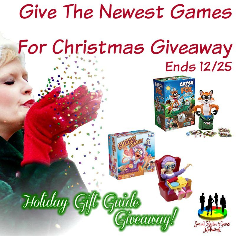 Newest Games Giveaway