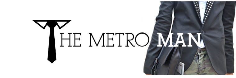 The Metro Man
