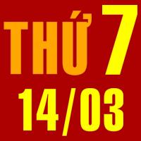 Tử vi 14/3/2015 Thứ Bảy - 12 Cung Hoàng Đạo hôm nay