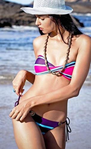 Nathalia Pinheiro Kingfisher Calender 2012 Girl beauty