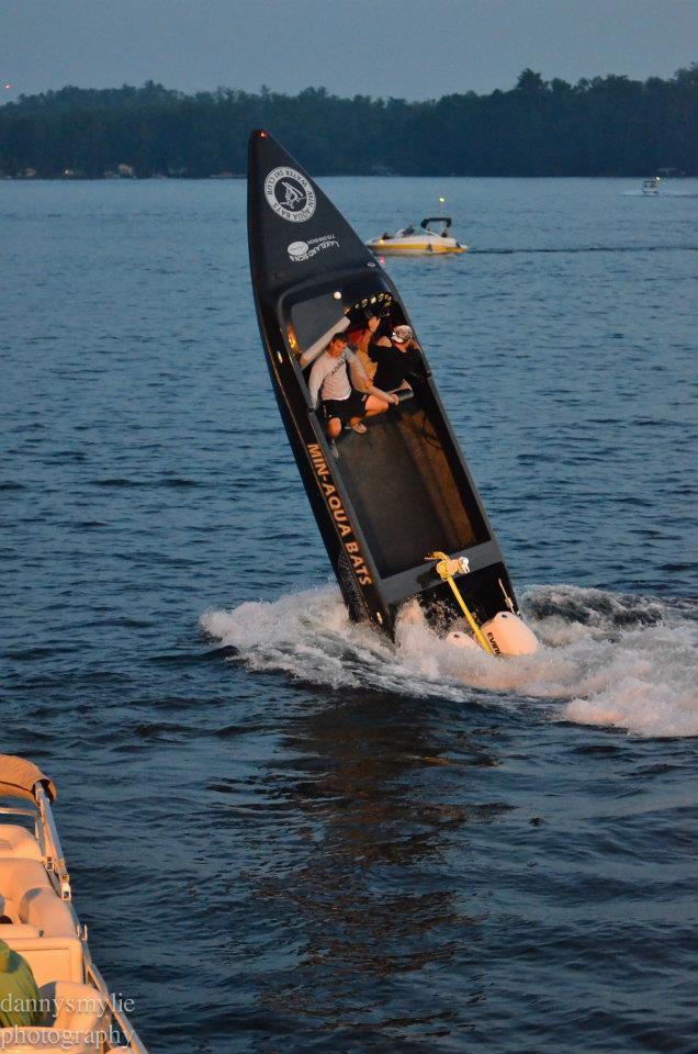 Dyna Ski Boats Boat Wheelies