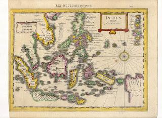 Peta Nusantara - Berpadunya Dua Kekuatan Islam Di Nusantara