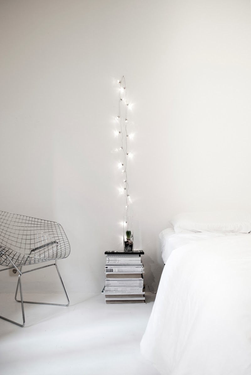 How To Decorate A Plain White Room