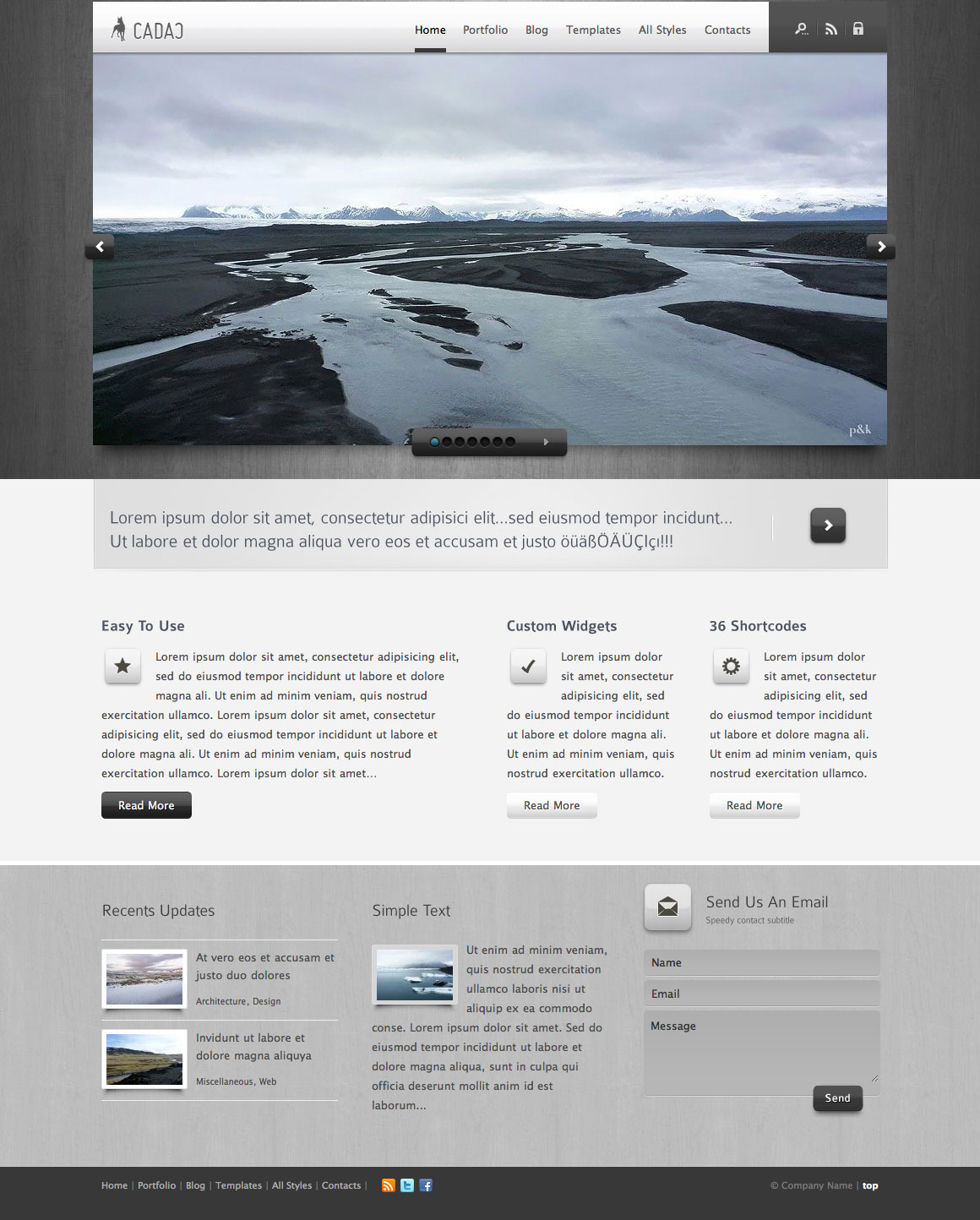 Cadca Wordpress Theme Free Download by ThemeForest.
