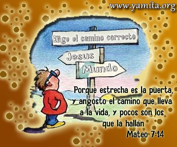 Imagen cristiana para evangelizar – Yamita.org