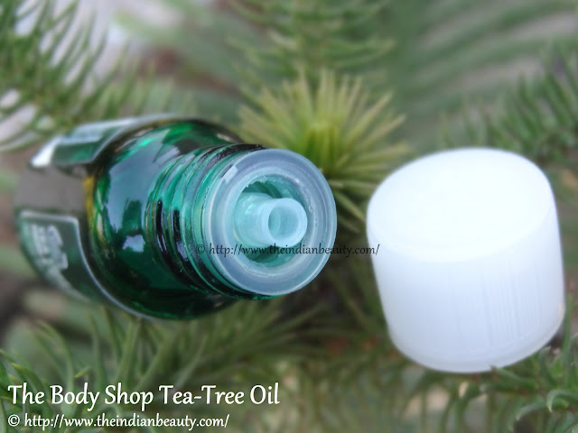 tbs tea tree oil