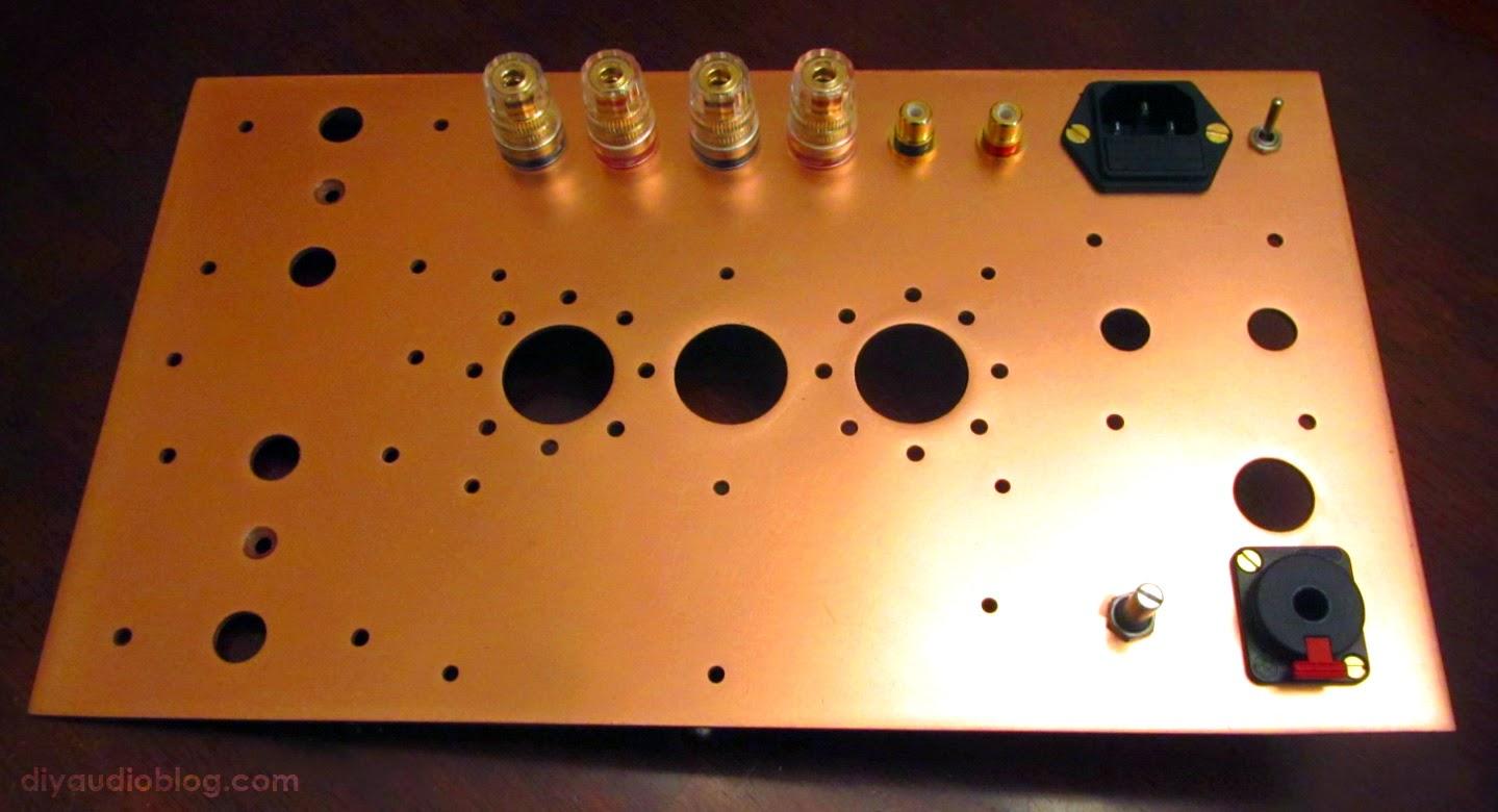 Diy audio electronics from zynsonix diytube budgie se