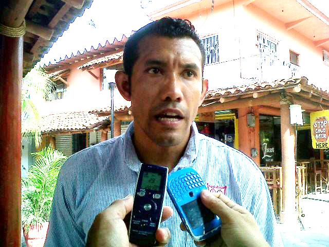 El deporte es la medicina preventiva para la juventud afirma Nazario Radilla