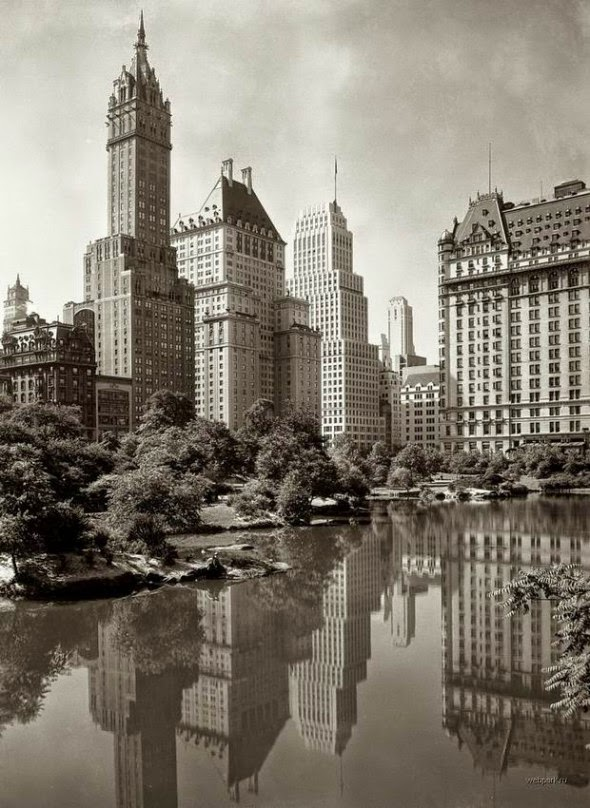 Ultimate Collection Of Rare Historical Photos. A Big Piece Of History (200 Pictures) - Central Park