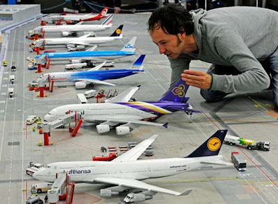 Miniatur Bandara Terbesar Di Dunia