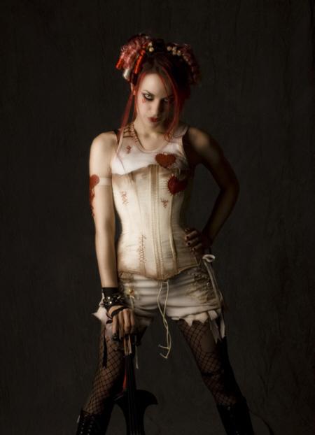 Deranged Cookies El Gothic Style De Emilie Autumn