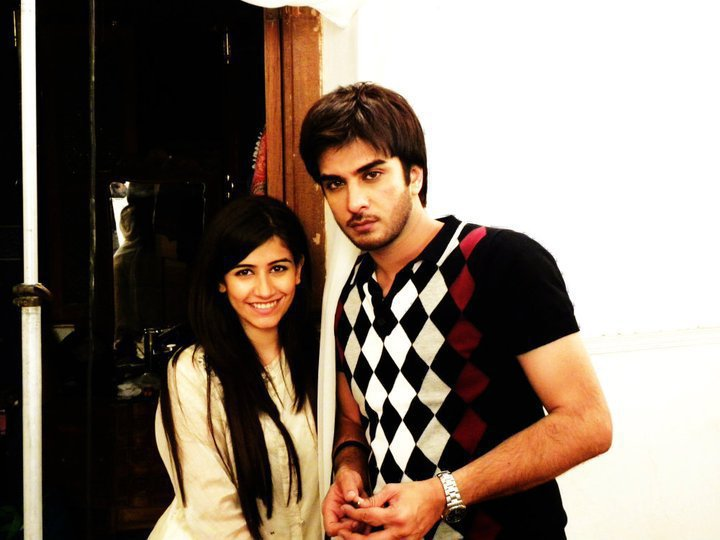 Imran Abbas and Neelam Munir