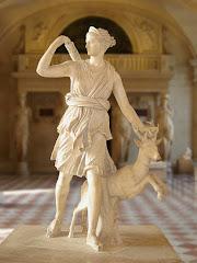 Artemisa (Diana) cazadora
