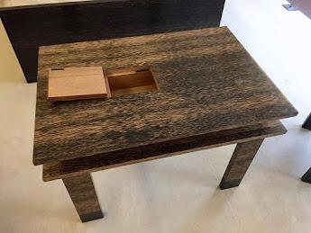 Une nouvelle table
