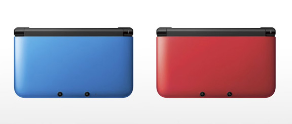 3DS XL Image via DL-Central.Net!