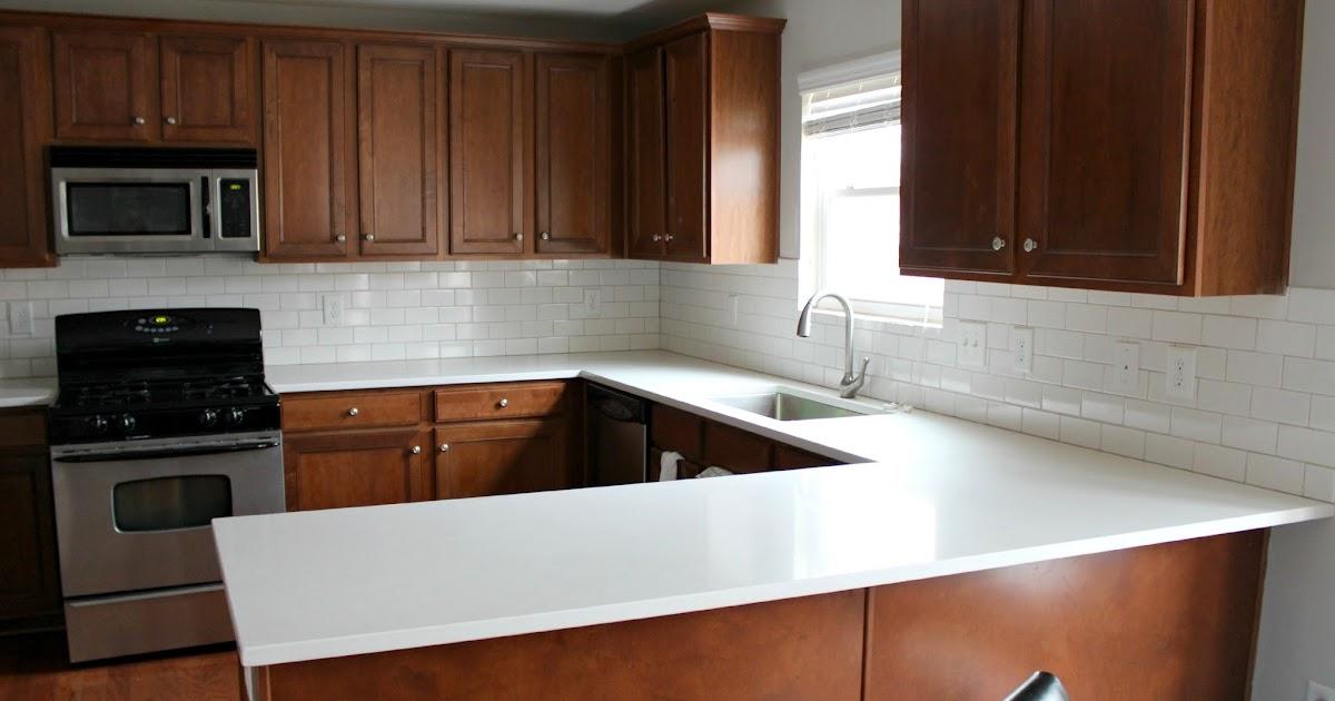 Duo Ventures Kitchen Update Paint Touch Ups Window Sill