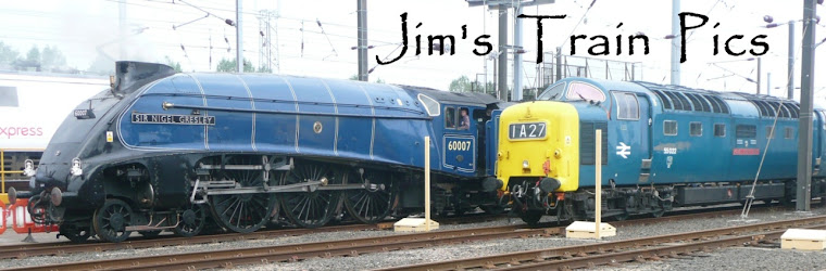 Jim's Train Pics
