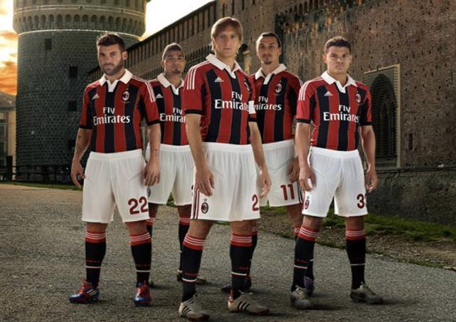 Skuad Ac Milan 2013 Terbaru