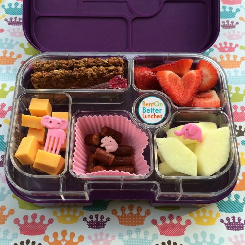 Elephant Yumbox. Support World Elephant Day!