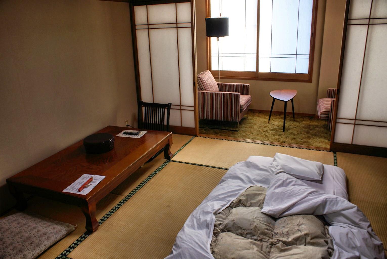 Yamaga no Yado Tsukasa, Kumamoto, Kyushu, Japan
