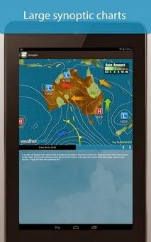 Weatherzone Plus android apk - Screenshoot