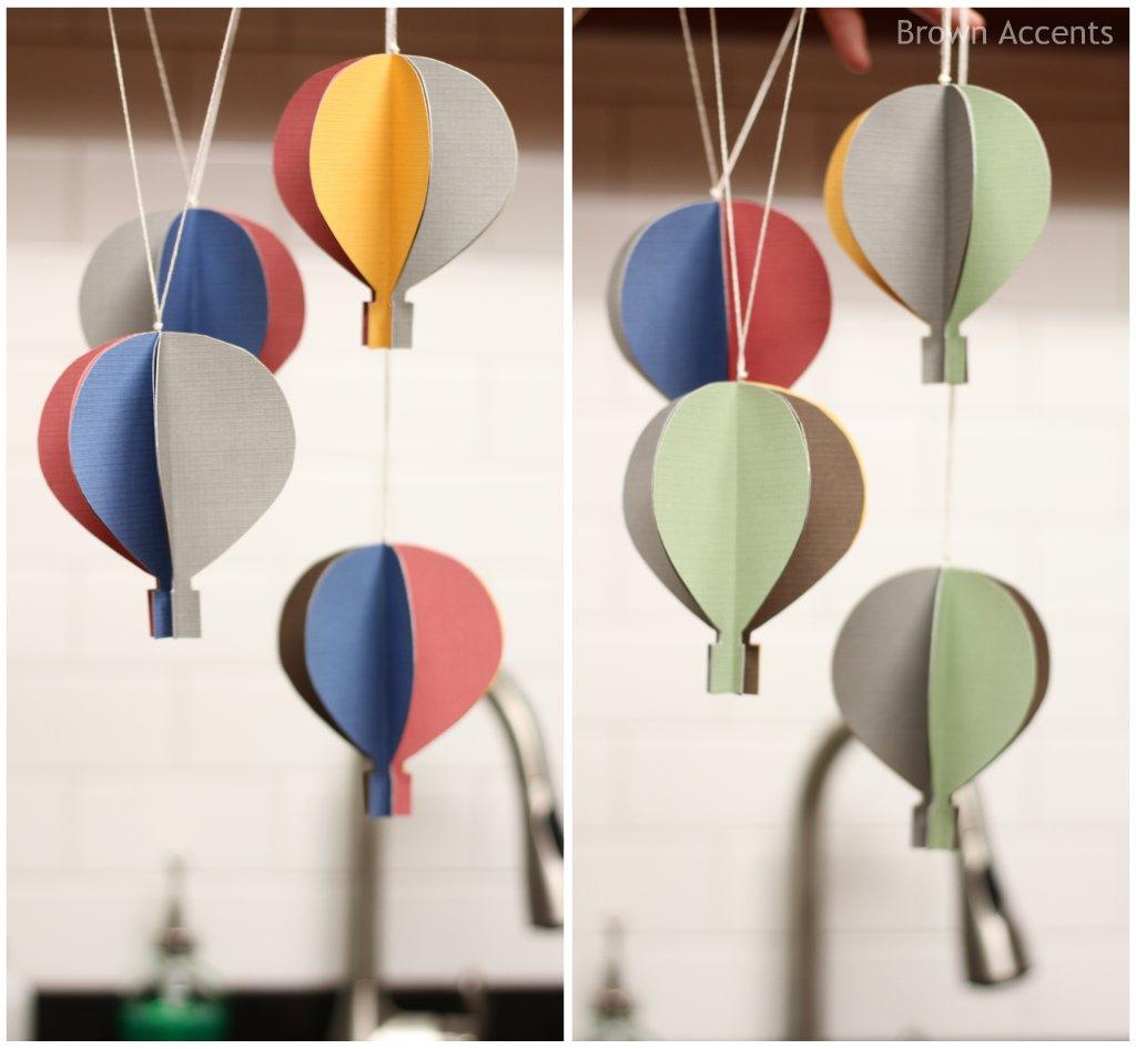 Как сделать воздушный шар своими руками в  691