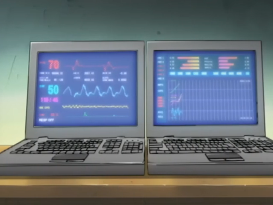 komputer di dunia naruto