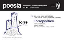 FESTIVAL DE POESÍA. TORREPOÉTICO