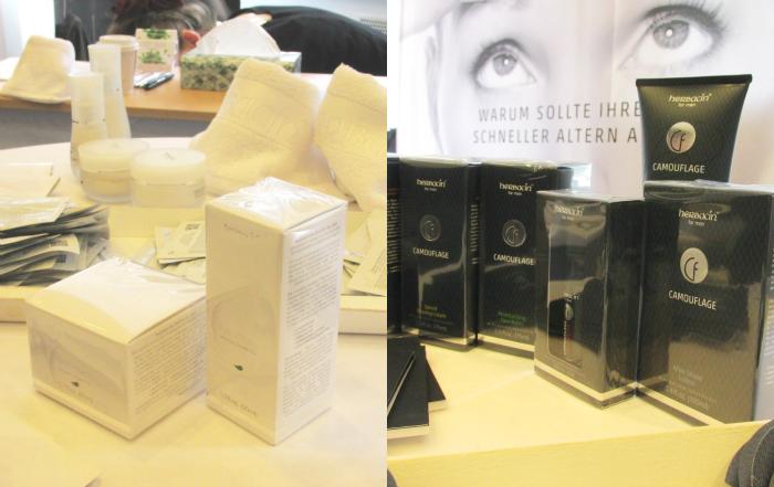 Beauty Press Blogger Event - Herbacin Hyaluronsäure Serum & Camouflage Pflege für den Mann