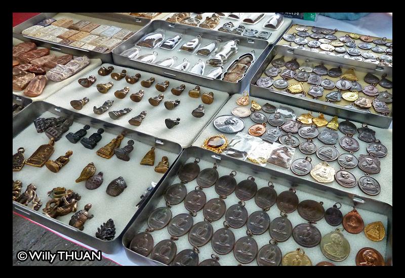 Phuket Amulet Market - Phuket 101
