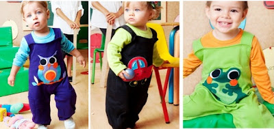 MODA INFANTIL INVIERNO 2012 FLAMENKA BABY