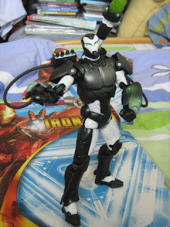 Marvel's Initiative Iron Man War Machine James Rhodes Avengers