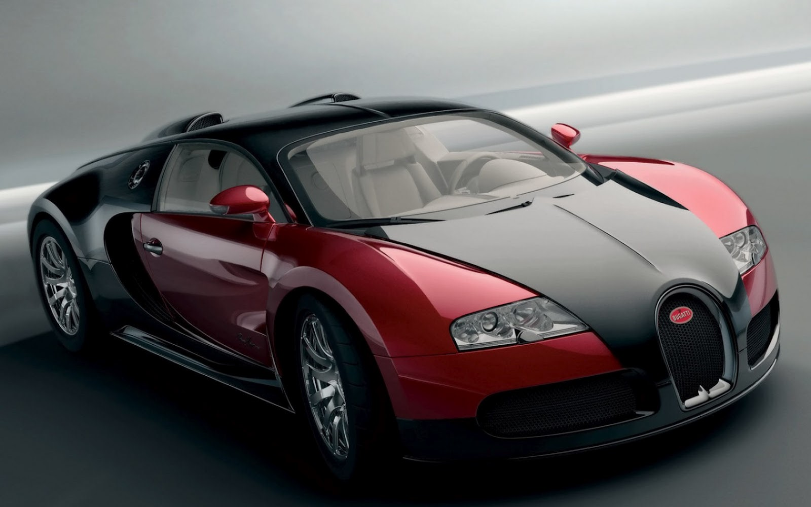 bugatti veyron red and black | Cool Car Wallpapers