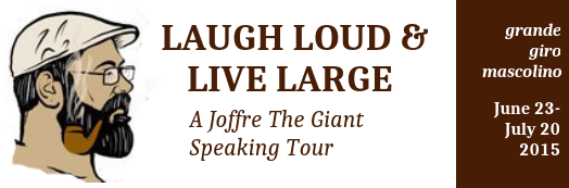 Joffre The Giant Summer 2015 Tour!
