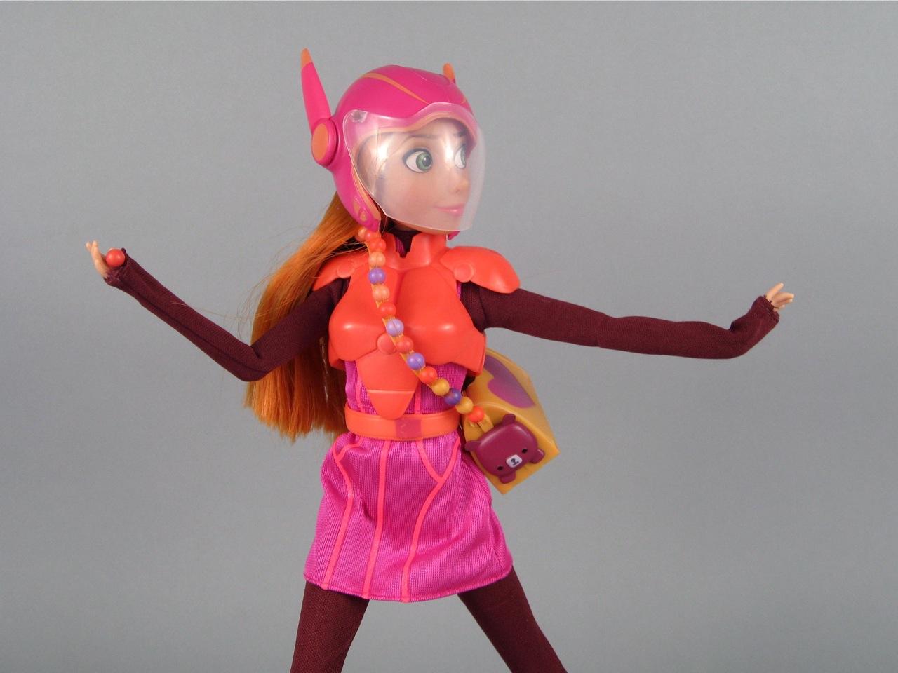 Disney Store's Honey Lemon doll