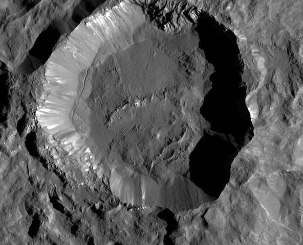 El busca del origen del sistema solar