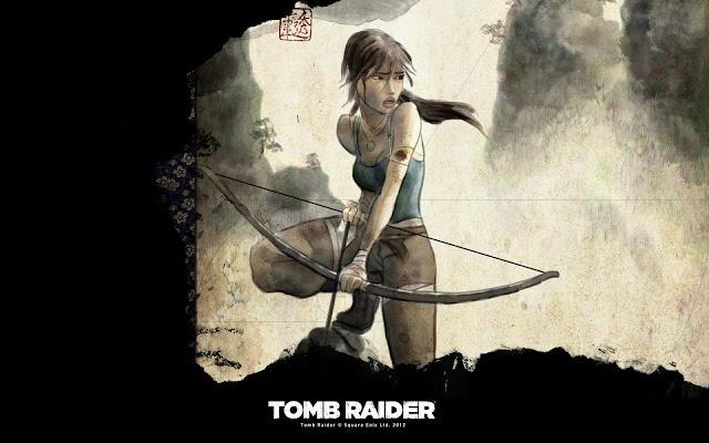 Kyudo - Tomb Raider