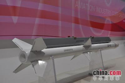 China's New LD-10 Anti-Radiation Missile
