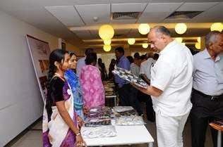 Vedanta csr: hindustan zinc plant visit team of 38 people from