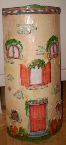 Paso a paso para hacer tejas aprender manualidades es - Como decorar tejas rusticas ...