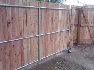 Деревянный забор. Фото 51