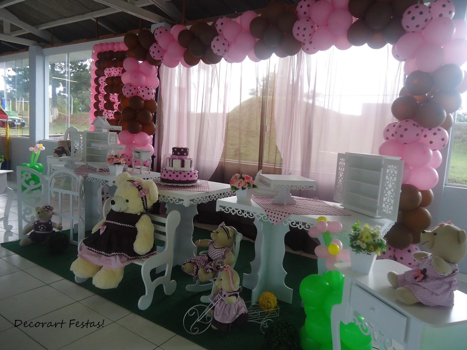 Decorart Festa  Decoração de festa infantil em Curitiba provençal