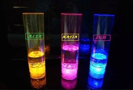 Bienvenidos todos al bar vasos personalizados for Vasos para bar