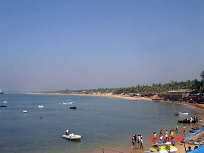 Sinquerim Beach Goa