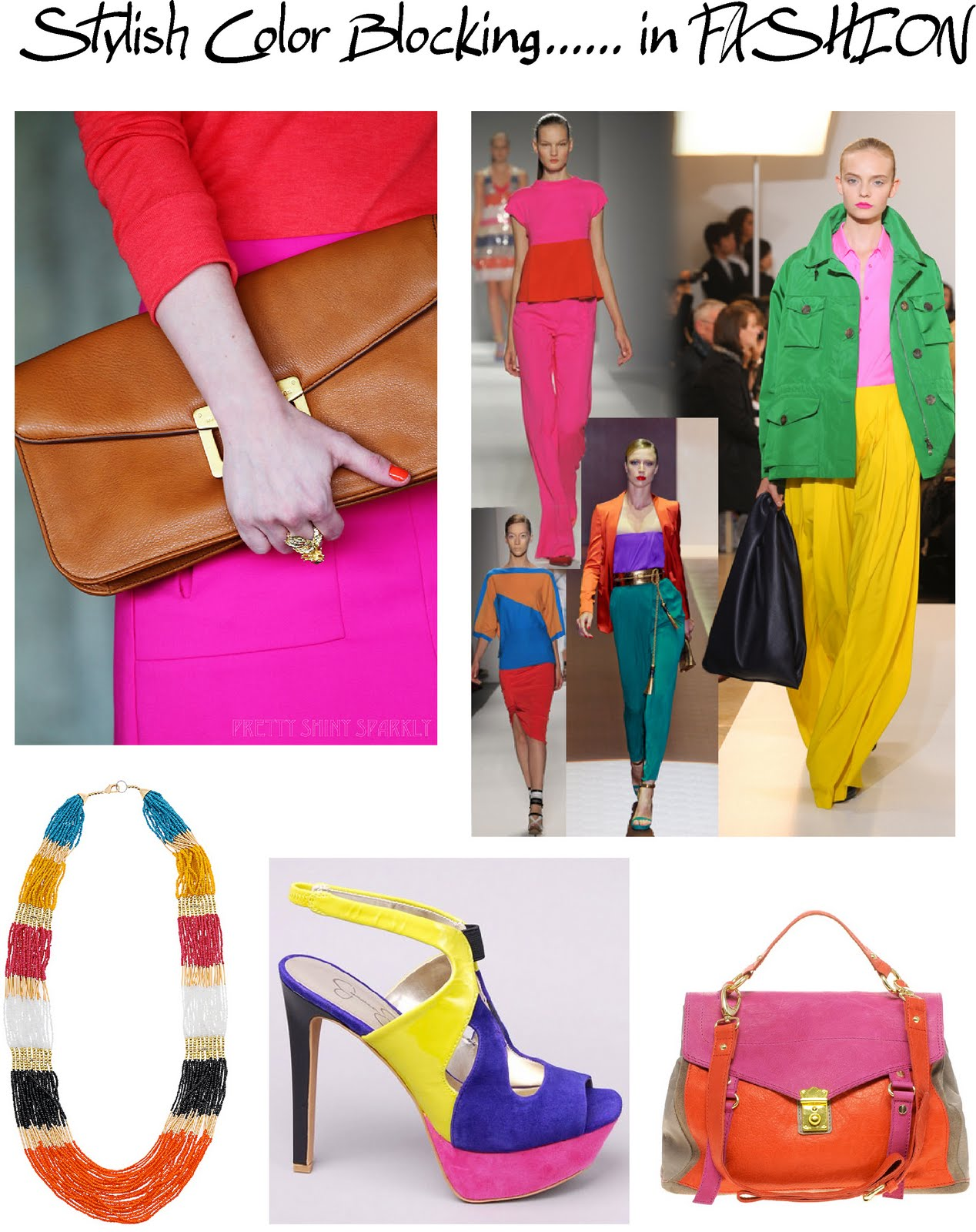 Do you think color blocking is stylish 