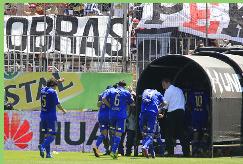 Cómo se vivió el Superclásico en camarines: Mesurado festejo de Colo Colo y el optimismo azul