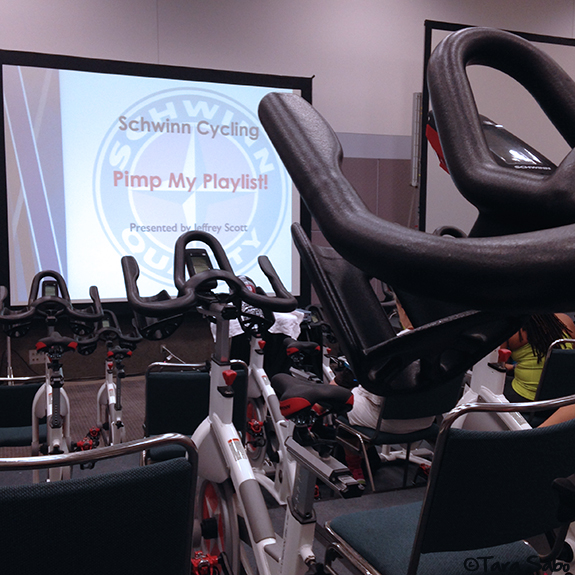 Schwann Cycling, Jeffrey Scott, Spinning, Fitness Conference