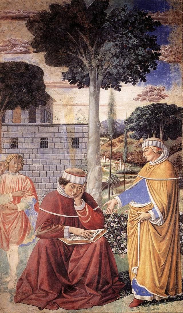 Betet und wachet!: Fest des hl. Augustinus, Bischofs ...